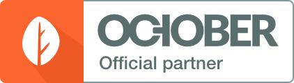 Logo van October CMS